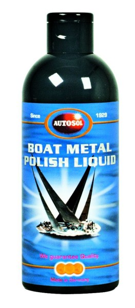 AUTOSOL® Boat Metal Polish Liquid 250ml