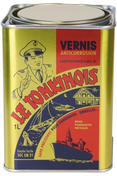 LE TONKINOIS VERNIS