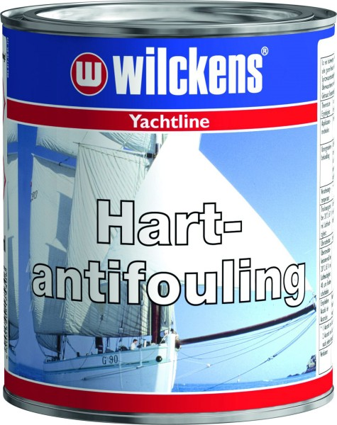 WILCKENS Hard Antifouling, 750 ml, red