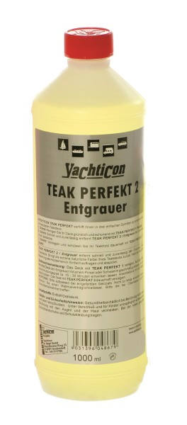 Teak Perfect 2 / Grey Remover 1000 ml