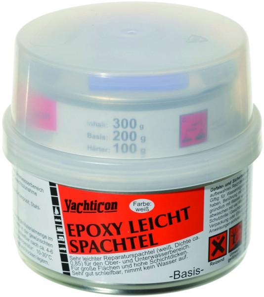 Epoxy Leicht Spachtel weiß 300 g