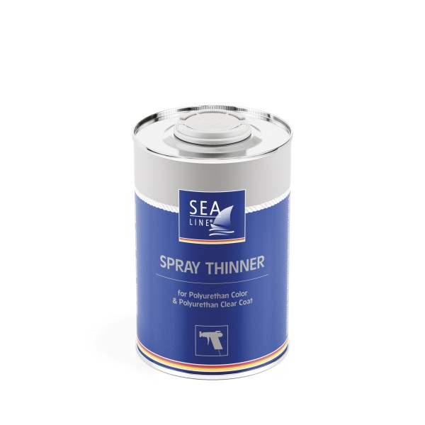 SEA LINE PU thinner spray 1 Litre