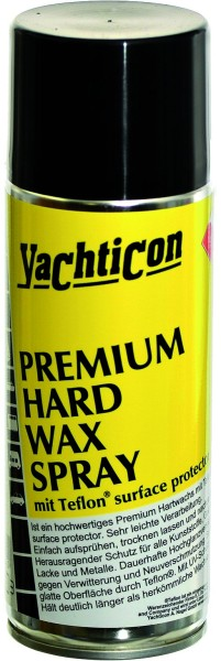 Premium Hard Wax Spray mit Teflon® surface protector 400 ml