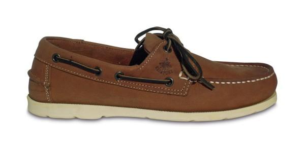 Schuh Vermont Nubuck Tabak / w. Sohle Gr. 41