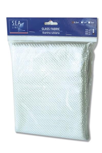 SEA LINE GLASS FABRIC 400 g / 1,0 m²