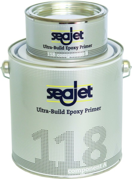 SEAJET 118 / Epoxy Primer 2500 ml silber