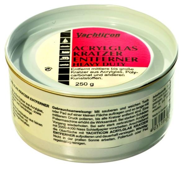 Acrylglas Kratzer Entferner Heavy Duty 250 g
