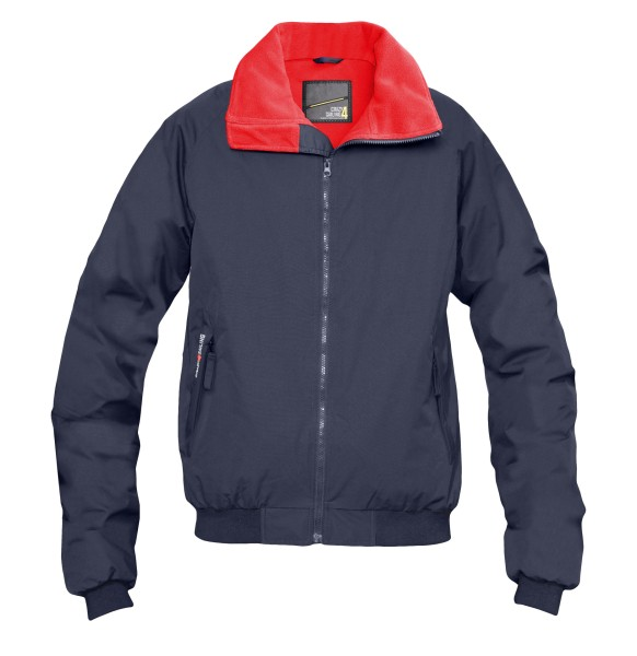 Anholt Jkt Men, Navy/red(423), S