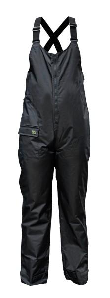 Coastal bib-trousers black S
