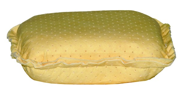 Wipe and Dry Cushion 110 x 80 x 40 mm