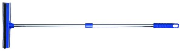 Scheibenabzieher Teleskopstiel mit Schwamm und Lippe