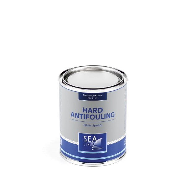 SEA-LINE Antifouling Hart Silver Speed