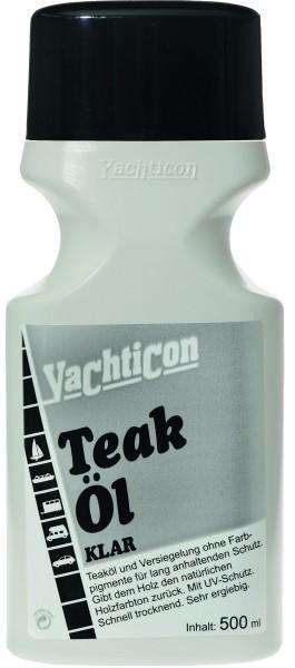 Teak Oil Clear 500 ml