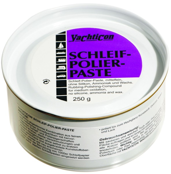 Schleif-Polier-Paste medium M 100