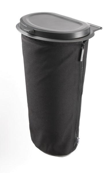 Flextrash - Der modulare Müllbehälter, schwarz