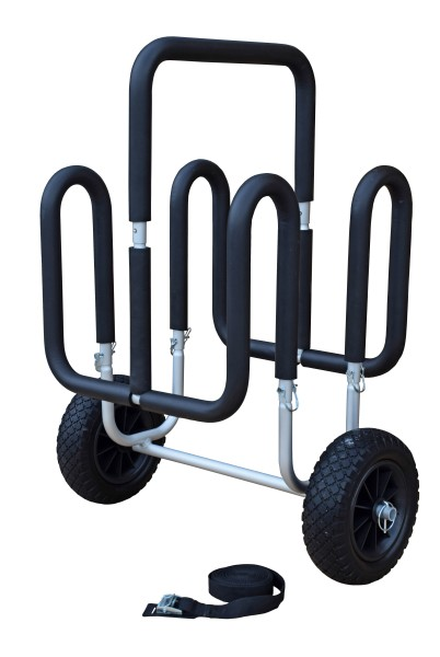 SUP DOUBLE TRANSPORT TROLLEY
