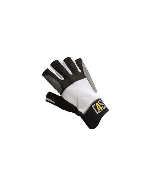 C4S Regatta Gloves, white, XS