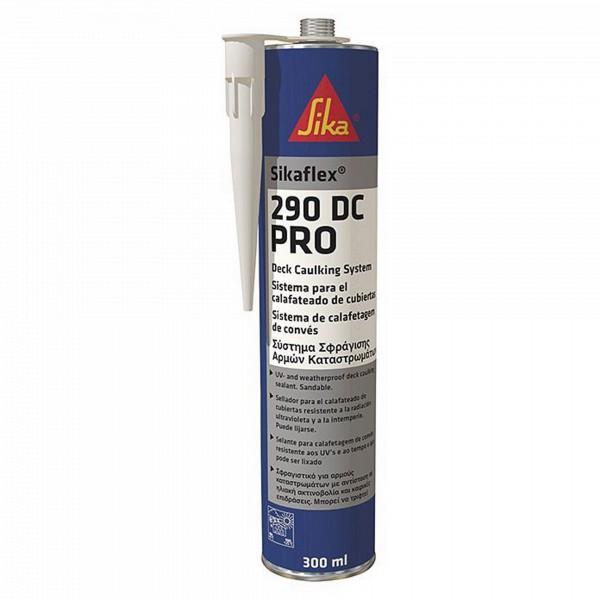 SIKAFLEX 290i DC Pro schwarz 300 ml