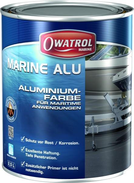OWATROL MARINE ALU 0,5 Litre