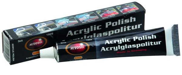AUTOSOL® Acrylglaspolitur 75ml Tube