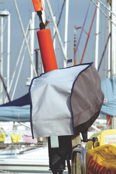 Schutzbezug für Außenbordmotoren