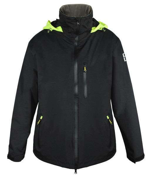 Deck Jacket, Black/graphite
