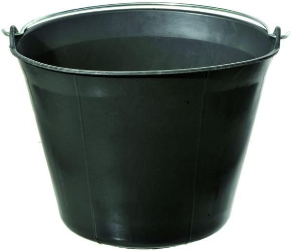 Gummi-Plastik Eimer 10 Liter