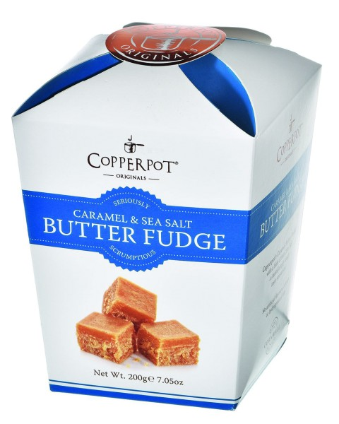 "Countys Butter Fudge ""Caramel & Seasalt"""