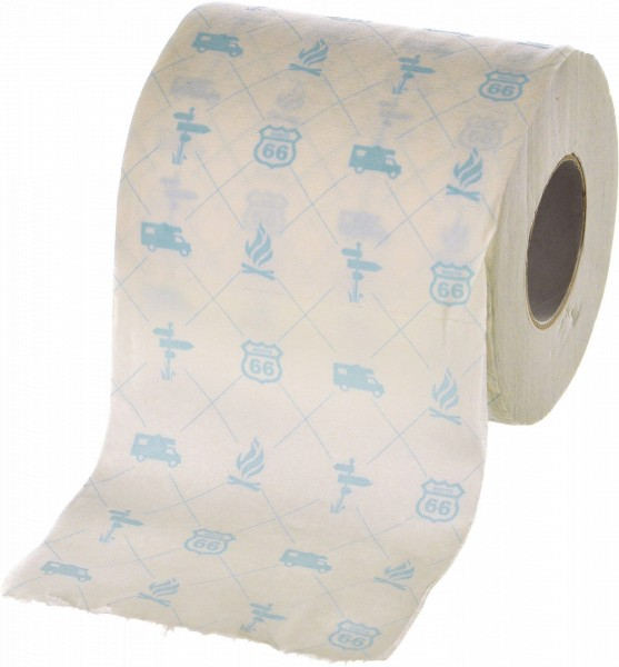 Toilettenpapier Outdoor Design / 2 Rollen