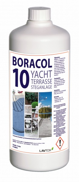 Boracol Y10 Teak Protection 1000 ml
