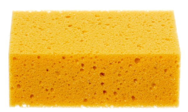 Sponge natural colour 155 x 110 x 60 mm