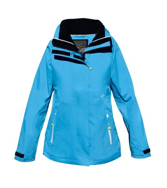 Brisbane Damen Jacke, blau