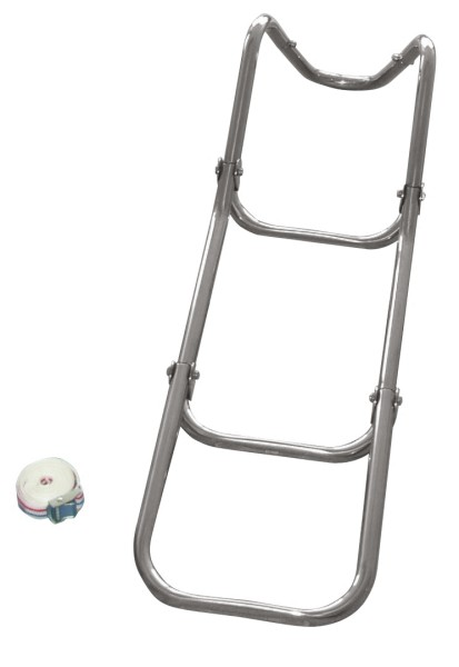 Foldable Dinghy ladder