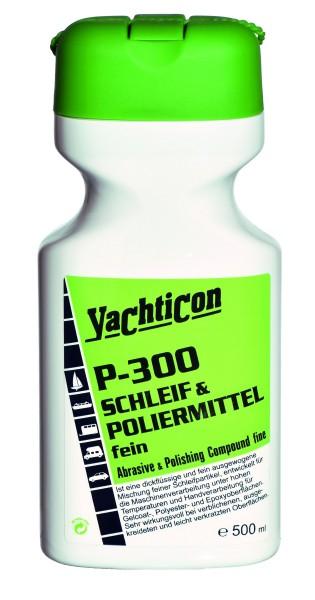 P-300 Schleif- und Poliermittel fein 500 ml