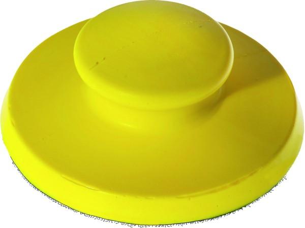 Hand Polierteller mit Klett Ø150 mm