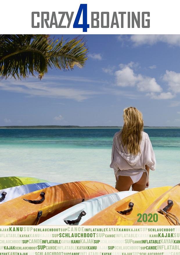 crazy4sailing - alles rund um Kajak, Kanu, Schlauchboote und stand up paddling