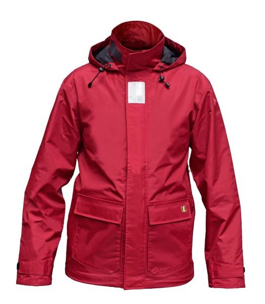 Coastal Jacket red S