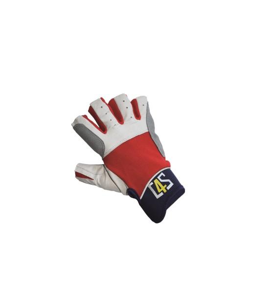 C4S Regatta Gloves, red, XS