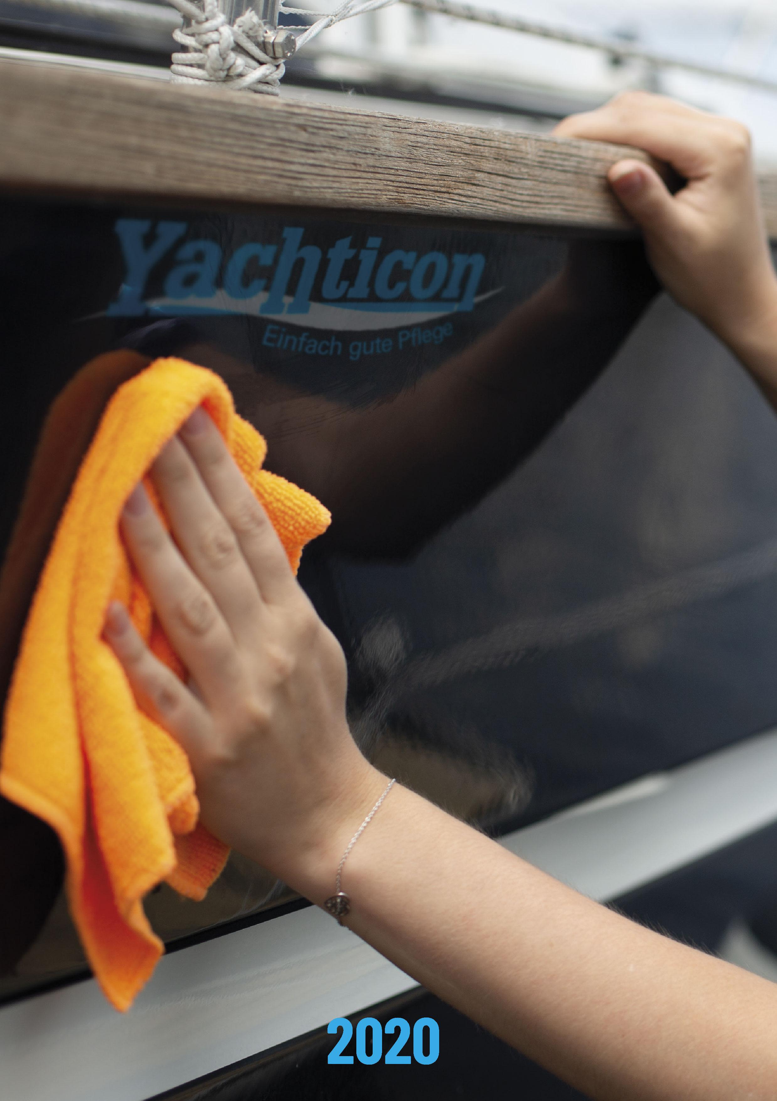 Yachticon - Pflegemittel für Boot, Caravan und Auto