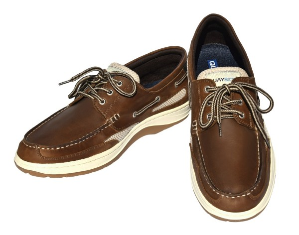 QUAYSIDE Men Shoe Sydney - walnut