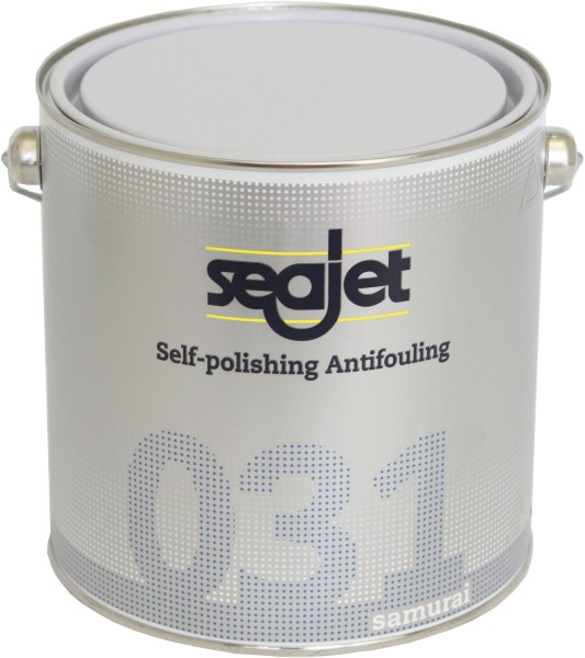 SEAJET 031 / Samurai Antifouling 750 ml black
