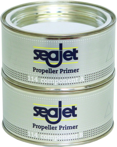 SEAJET 114 Propeller Primer 250 ml clear