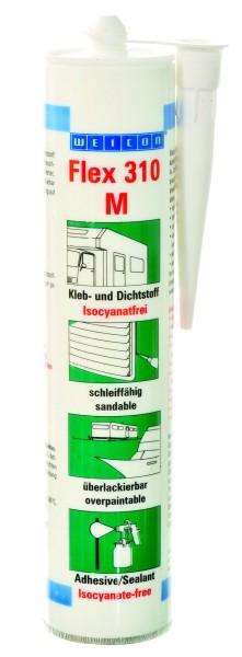 Flex & Bond - Kleben & Dichten weiß 85 ml