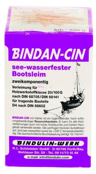 Bindacin Bootsleim, seewasserbeständig