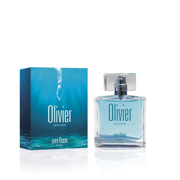 Pure Ocean Parfüm hommes Olivier Mediterrane 50ml