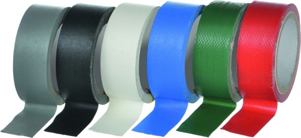 YACHTICON Repair Cloth Tape 19mm x 2,70m white