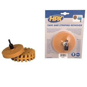 HPX Folienradierer klein,glatt