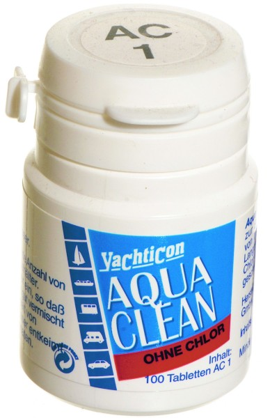 Aqua Clean AC 1 -no chlorine- 100 Tablets