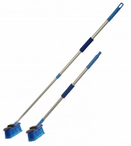 Waschbürste Standard, 130cm, ausziehbar, weiche Waschbürste