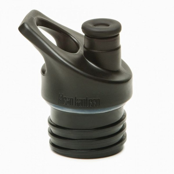 Kanteen® Sport Cap 3.0 für Classic Flaschen Black